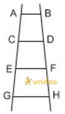 Giải bài tập SGK Toán lớp 8 bài 2: Hình thang