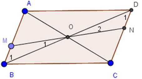 Giải bài tập SGK Toán lớp 8 bài 7: Hình bình hành