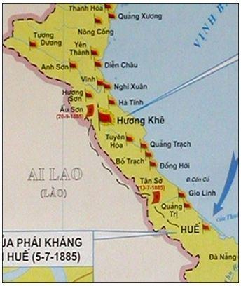 Lý thuyết Lịch sử 11 bài 21: Phong trào yêu nước chống Pháp của nhân dân Việt Nam trong những năm cuối thế kỷ XIX