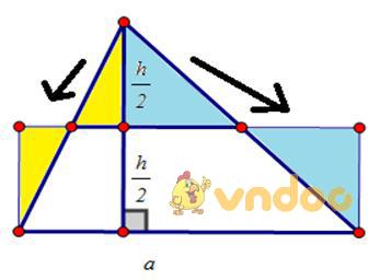 Giải bài tập SGK Toán lớp 8 bài 3: Diện tích tam giác