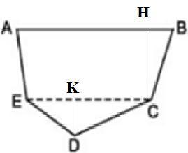 Giải bài tập SGK Toán lớp 8 bài 6: Diện tích đa giác
