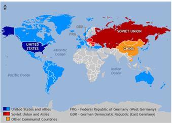 Lý thuyết Lịch sử 12 bài 11: Tổng kết lịch sử thế giới hiện đại từ năm 1945 đến năm 2000