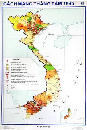 Lý thuyết Lịch sử 12 bài 16: Phong trào giải phóng dân tộc và tổng khởi nghĩa tháng Tám (1939 - 1945). Nước Việt Nam Dân chủ Cộng hòa ra đời