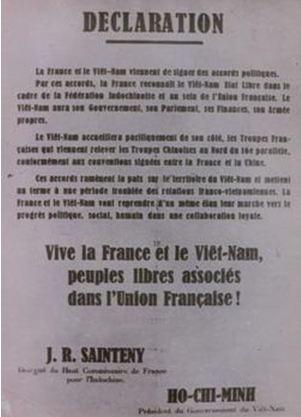 Lý thuyết Lịch sử 12 bài 17: Nước Việt Nam Dân chủ Cộng hòa từ sau ngày 2-9-1945 đến trước ngày 19-12-1946
