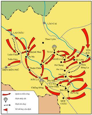 Lý thuyết Lịch sử 12 bài 19: Bước phát triển của cuộc kháng chiến toàn quốc chống thực dân Pháp (1951-1953)