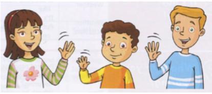 Giải bài tập tiếng Anh lớp 3
