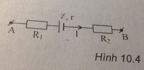 Trắc nghiệm Vật lý 11