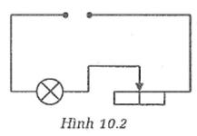 Giải bài tập SBT Vật lý lớp 9 bài 10