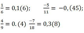 Giải bài tập SGK Toán lớp 7 bài 9: Số thập phân hữu hạn. Số thập phân vô hạn tuần hoàn