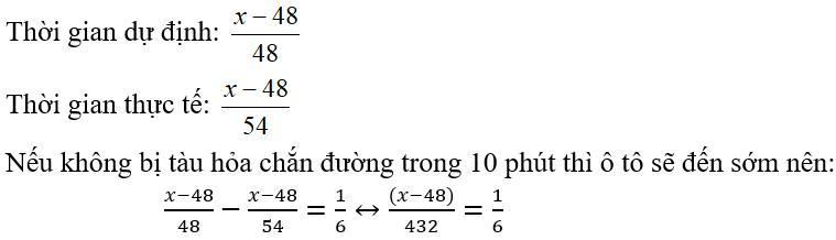 Giải bài tập SGK Toán lớp 8 bài 7: Giải bài toán bằng cách lập phương trình (tiếp)
