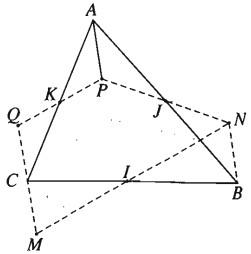 Giải SBT Toán 11 bài 4: Phép đối xứng tâm