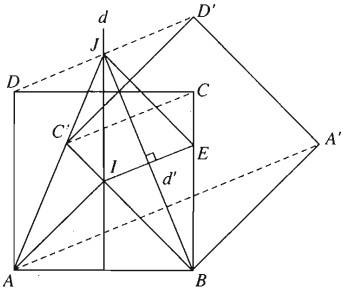 Khái niệm về phép dời hình và hai hình bằng nhau