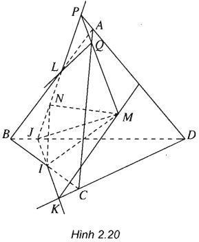 Đại cương về đường thẳng và mặt phẳng