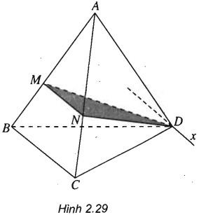 Hai đường thẳng chéo nhau và hai đường thẳng song song