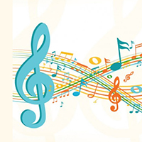 Tập đọc nhạc số 2 lớp 9 bài Nghệ sĩ với cây đàn