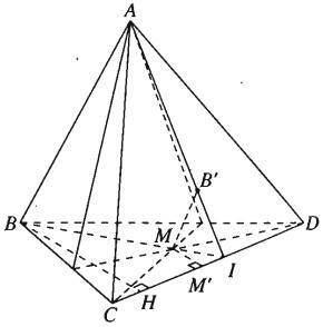 Đường thẳng và mặt phẳng trong không gian. Quan hệ song song