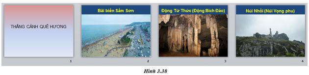 Giải bài tập SGK Tin học 9 bài 10: Thêm hình ảnh vào trang chiếu