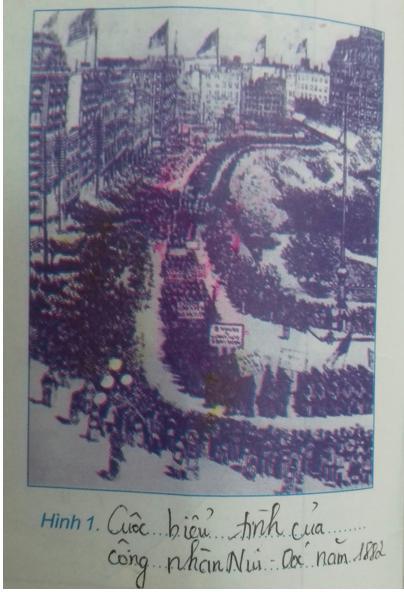 Giải Tập bản đồ Lịch Sử 8 bài 7: Phong trào công nhân quốc tế cuối thế kỉ 19 - đầu thế kỉ 20
