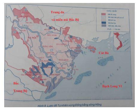 Tập bản đồ Địa lí 9