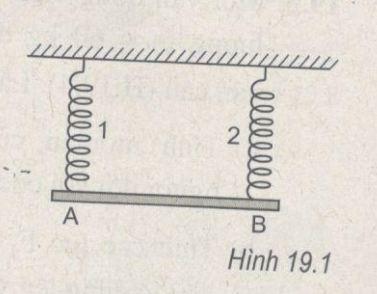 Giải bài tập Vật lý 10 SBT bài 19