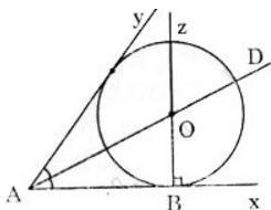 Giải bài tập Toán lớp 9 bài 6: Tính chất của hai tiếp tuyến cắt nhau