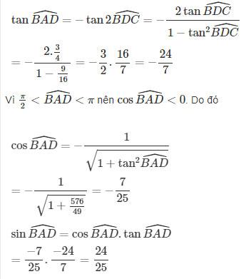 Giải bài tập Toán 10 SBT bài 3 chương 6