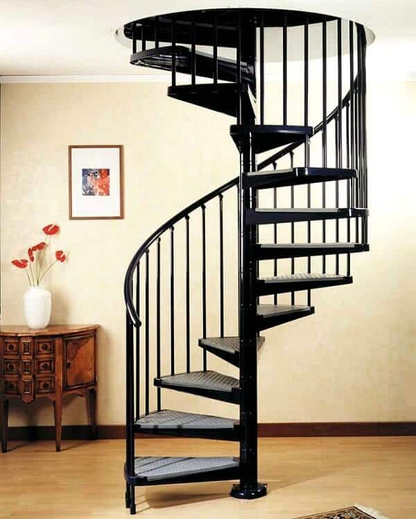 Công thức chia bậc cầu thang theo phong thủy