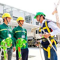 Nội quy an toàn lao động - vệ sinh lao động