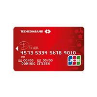 Cách làm thẻ ATM Techcombank