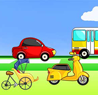 Câu đố vui về phương tiện giao thông