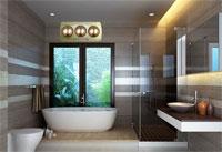 Đèn sưởi nhà tắm có làm tốn điện không?