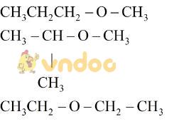 Giải Sách bài tập Hóa học 9 bài 44: Rượu etylic