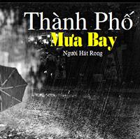 Lời bài hát Thành phố mưa bay