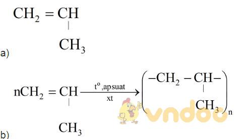 Giải Sách bài tập Hóa học 9 bài 54: Polime