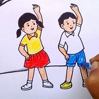 Giáo án Thể dục lớp 2: Bài 8