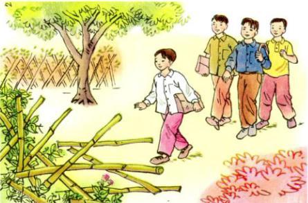 Lý thuyết Tiếng Việt lớp 3 bài 20