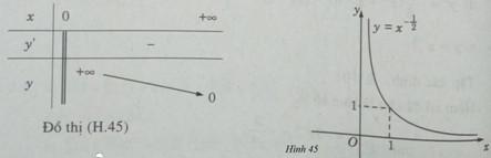 Giải SBT Toán 12 bài 2: Hàm số lũy thừa