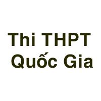 Phương án thi THPT Quốc Gia 2019 chính thức