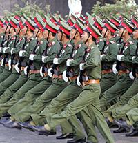 Đề cương tuyên truyền kỷ niệm 73 năm ngày thành lập Quân đội Nhân dân Việt Nam