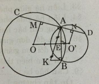 Giải bài tập Toán lớp 9 bài 9: Ôn tập chương II. Đường tròn