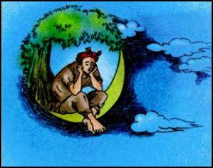 Tập đọc: Sự tích chú cuội cung trăng