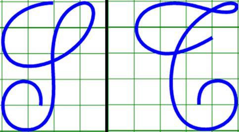 Tập viết chữ hoa S, T