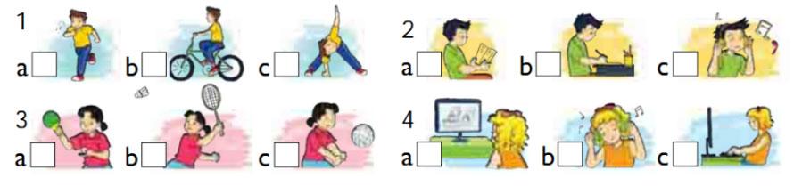 Bài kiểm tra định kỳ cuối học kì 1 môn Tiếng Anh lớp 5