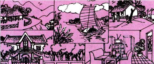 Lý thuyết Tiếng Việt 1: Tập đọc: Ngôi nhà