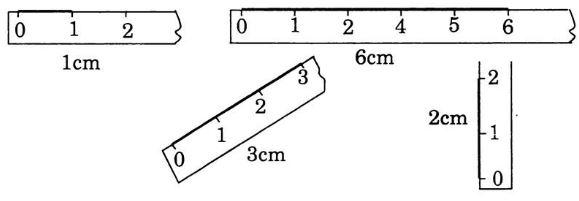 Xăng - ti - mét. Đo độ dài