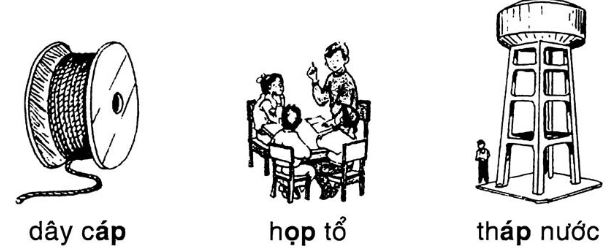 Giải vở bài tập Tiếng Việt 1 bài 84: op ap