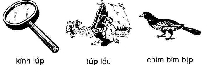 Giải vở bài tập Tiếng Việt 1 bài 88: ip up