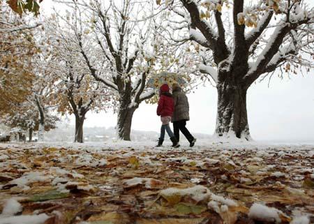 Tả cảnh mùa đông lớp 6