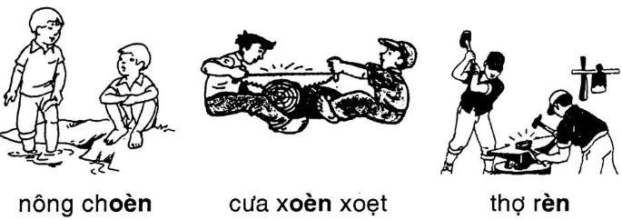 Giải vở bài tập Tiếng Việt 1 tập 2: Chính tả: Hoa sen