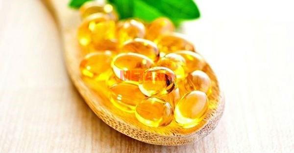 Vitamin E được sử dụng phổ biến để làm đẹp da.